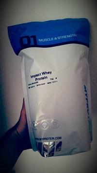 MyProtein Impact Whey Test