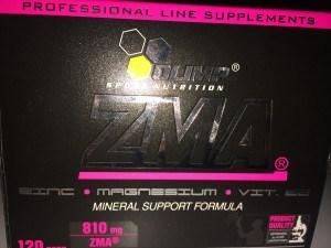 ZMA Packung