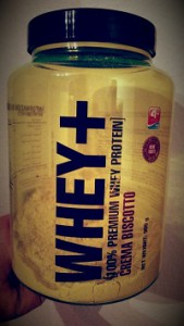 Whey+ Verpackung